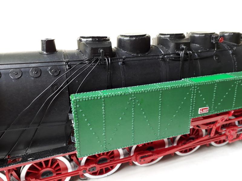 "Fertig - Lokomotive ""BULGAR' -Modelik- geb. von Holzkopf - Seite 4 20180559"