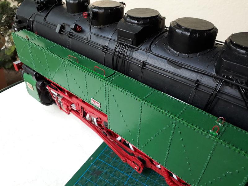 "Fertig - Lokomotive ""BULGAR' -Modelik- geb. von Holzkopf - Seite 4 20180560"