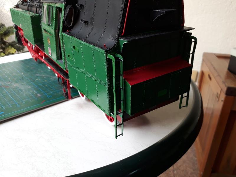 "Fertig - Lokomotive ""BULGAR' -Modelik- geb. von Holzkopf - Seite 4 20180562"