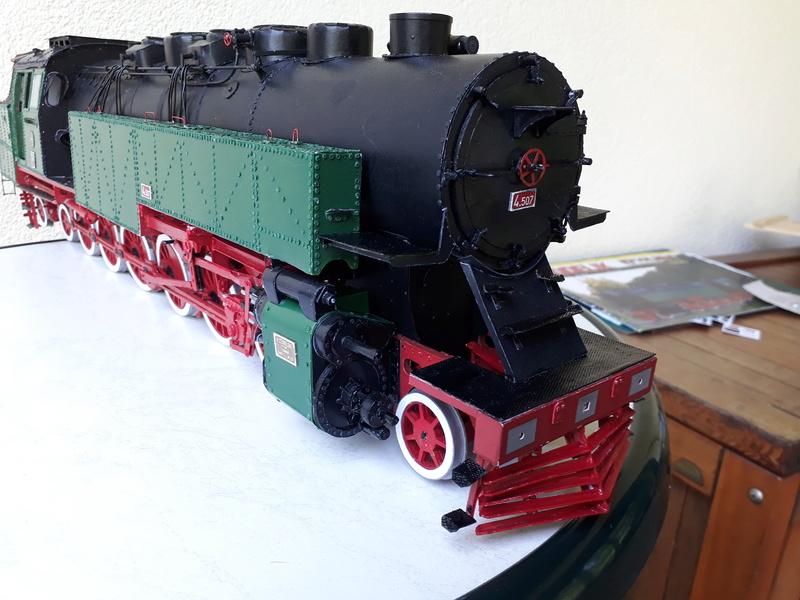 "Fertig - Lokomotive ""BULGAR' -Modelik- geb. von Holzkopf - Seite 4 20180566"