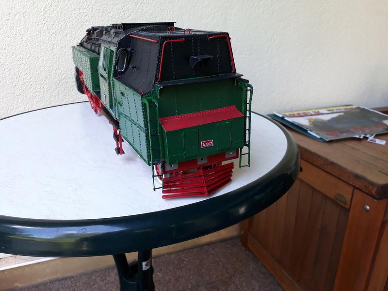 "Fertig - Lokomotive ""BULGAR' -Modelik- geb. von Holzkopf - Seite 4 20180571"