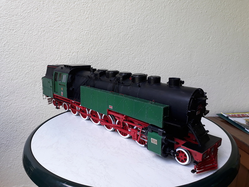 "Fertig - Lokomotive ""BULGAR' -Modelik- geb. von Holzkopf - Seite 4 20180572"