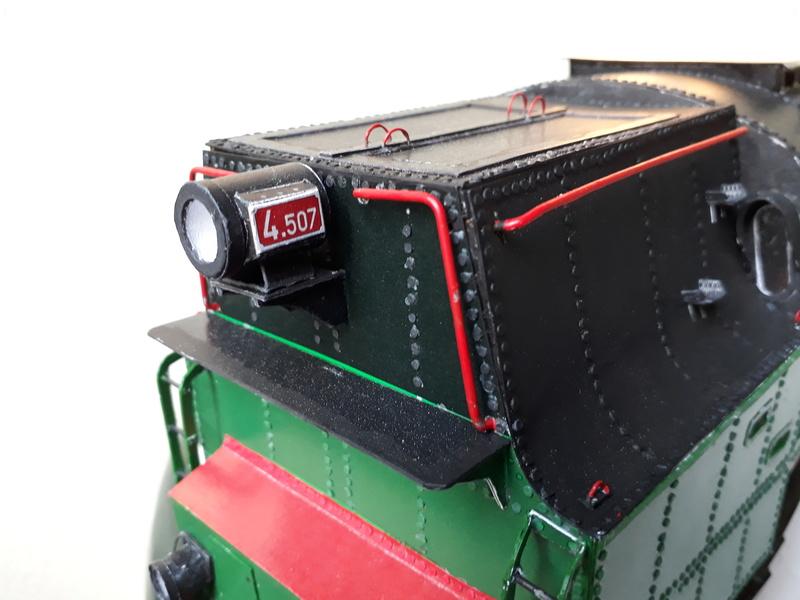 "Fertig - Lokomotive ""BULGAR' -Modelik- geb. von Holzkopf - Seite 4 20180579"
