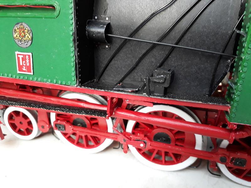 "Fertig - Lokomotive ""BULGAR' -Modelik- geb. von Holzkopf - Seite 4 20180582"