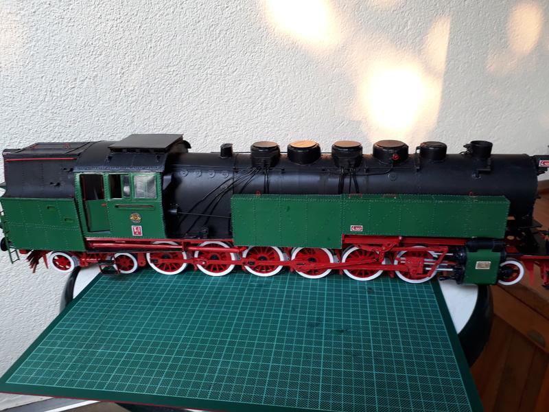 "Fertig - Lokomotive ""BULGAR' -Modelik- geb. von Holzkopf - Seite 4 20180583"
