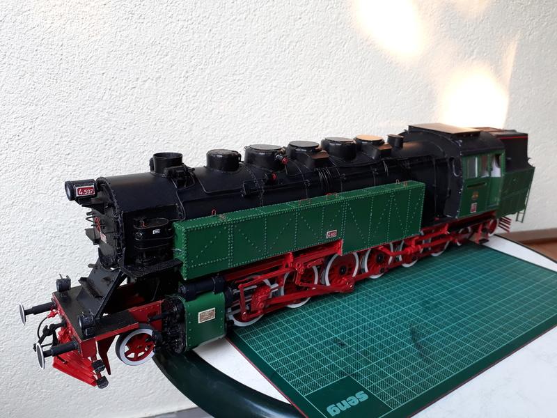 "Fertig - Lokomotive ""BULGAR' -Modelik- geb. von Holzkopf - Seite 4 20180585"