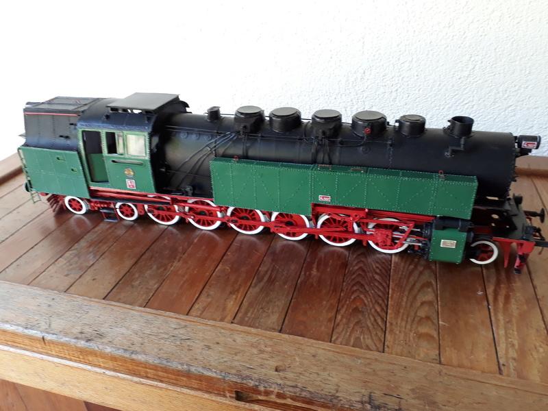 "Fertig - Lokomotive ""BULGAR' -Modelik- geb. von Holzkopf - Seite 4 20180588"