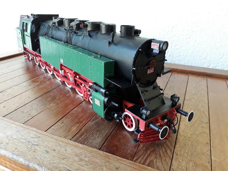 "Fertig - Lokomotive ""BULGAR' -Modelik- geb. von Holzkopf - Seite 4 20180589"