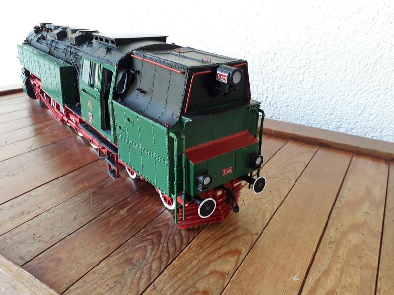 "Fertig - Lokomotive ""BULGAR' -Modelik- geb. von Holzkopf - Seite 4 20180590"
