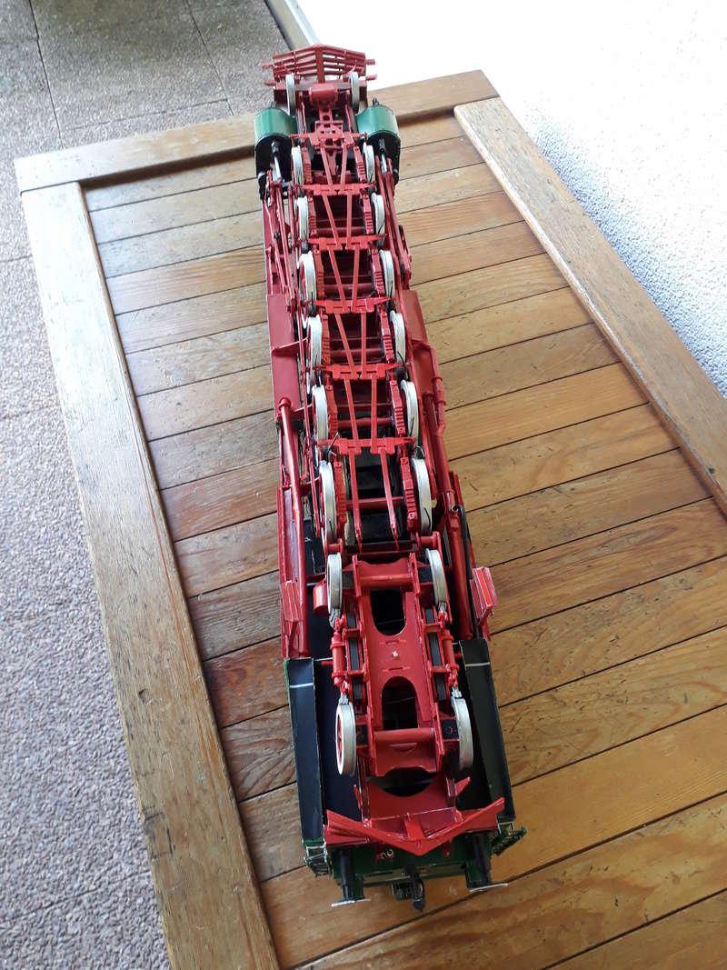 "Fertig - Lokomotive ""BULGAR' -Modelik- geb. von Holzkopf - Seite 4 20180591"