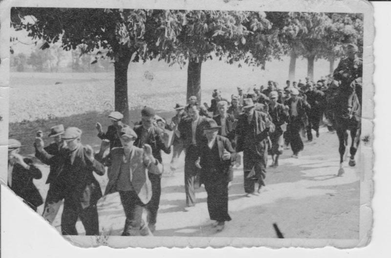 Prisonniers allemands ?  ET Prisonniers français ? 194x_x15