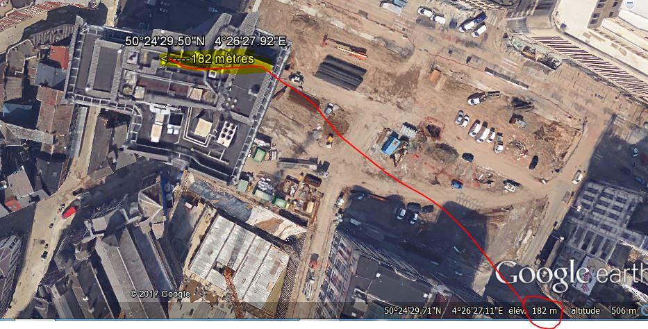 [résolu] Hauteur bâtiment 3d dans Google Earth 182_m10