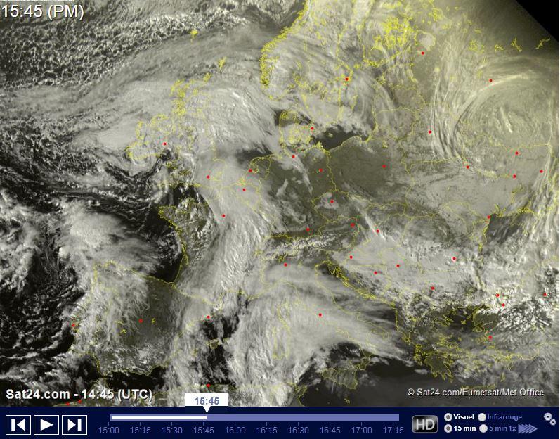 [Résolu] Mises à jour / Météo couche nuageuse (calque) dans GOOGLE EARTH Nuage10