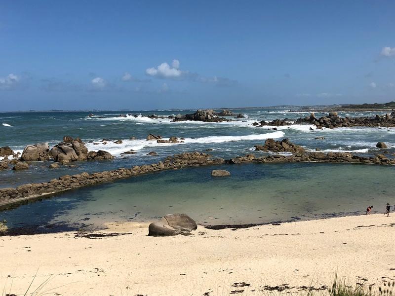Cleder: La plage des Amiets Img_0322