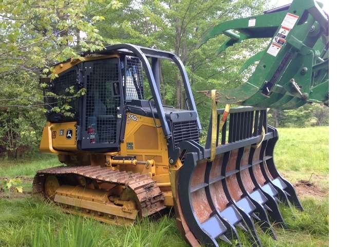 bulldozer /ruspe apripista trattori komatsu Rastre10
