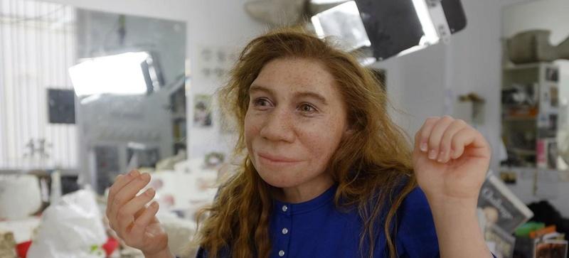 Neandertal, l'expo, au Musée de l'Homme Xvm9e710