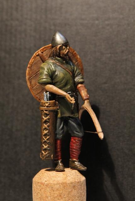 Umbau Wikinger zum Bogenschützen Boegen13