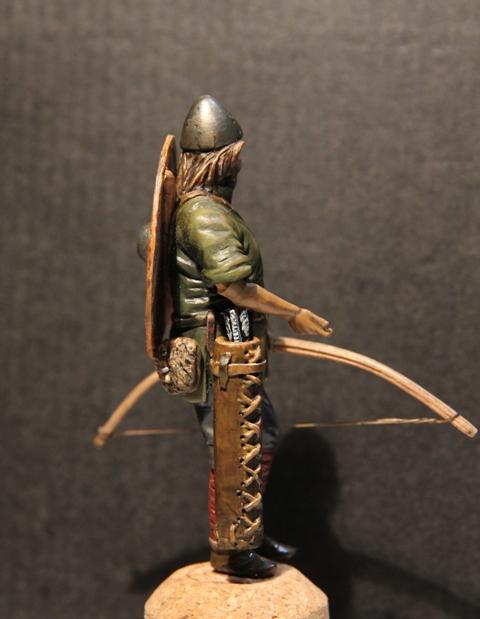 Umbau Wikinger zum Bogenschützen Boegen14