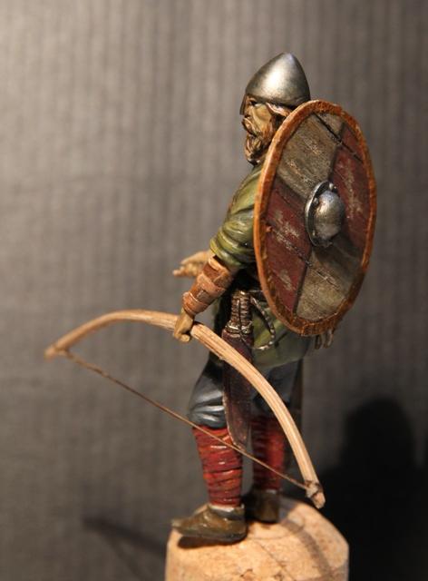 Umbau Wikinger zum Bogenschützen Boegen16