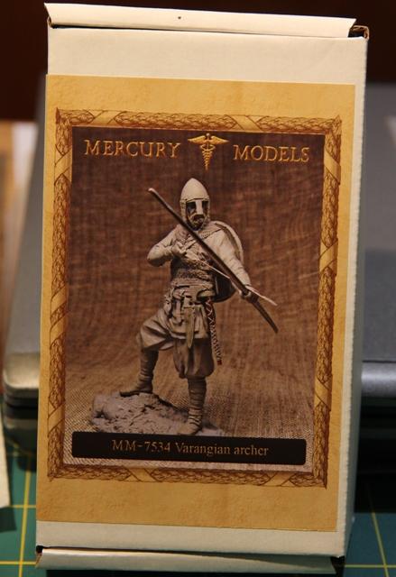 Varangian archer Boegen17