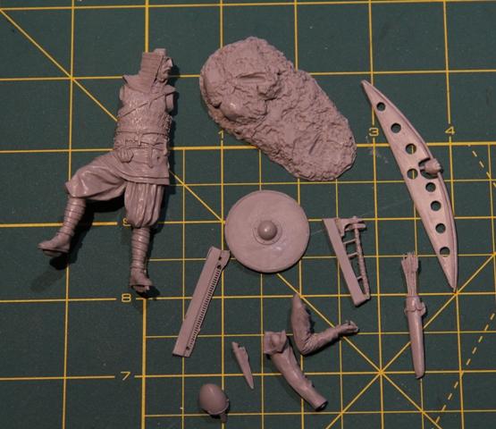 Varangian archer Boegen18
