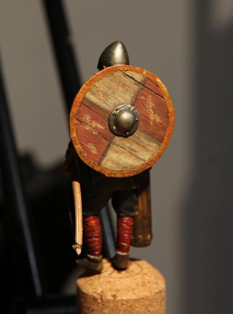 Umbau Wikinger zum Bogenschützen Bogens30