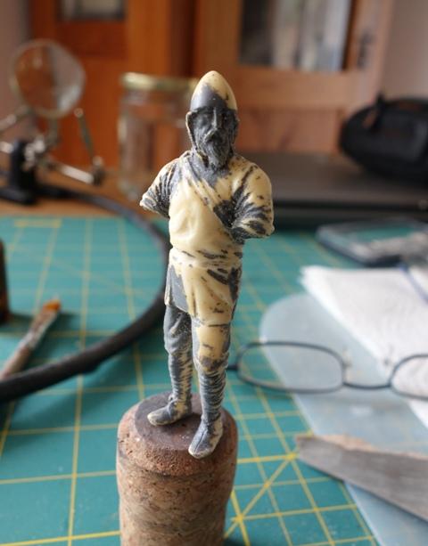 Umbau Wikinger zum Bogenschützen Englan11