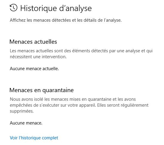 Windows defender paramètre grisé Captur14
