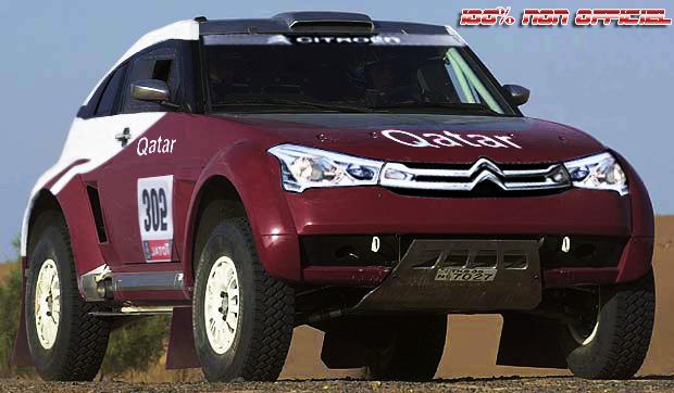Les programmes Peugeot / Citroën en sport auto - Page 6 C4_air10