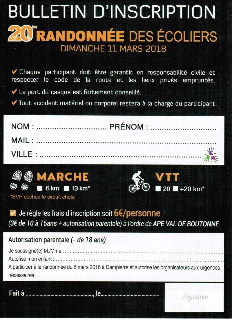 Dampierre sur Boutonne (17) Rando des écoliers - 11 mars 2018 Ccf26011