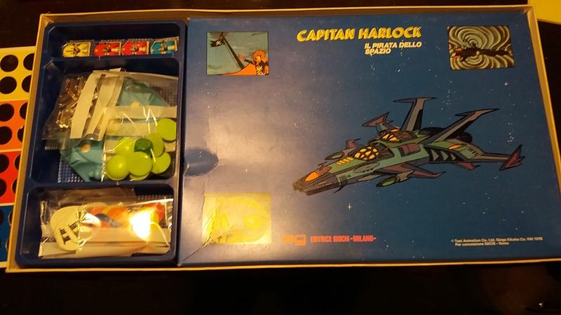 gioco Capitan Harlock 20170414