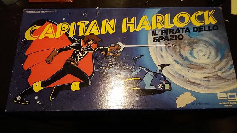 gioco Capitan Harlock 20170416