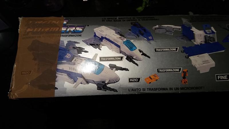 Cerco Transformers in scatola 20170515
