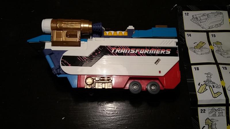 Cerco Transformers in scatola 20170532