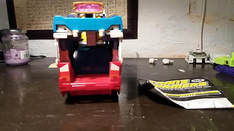 Cerco Transformers in scatola 20170535