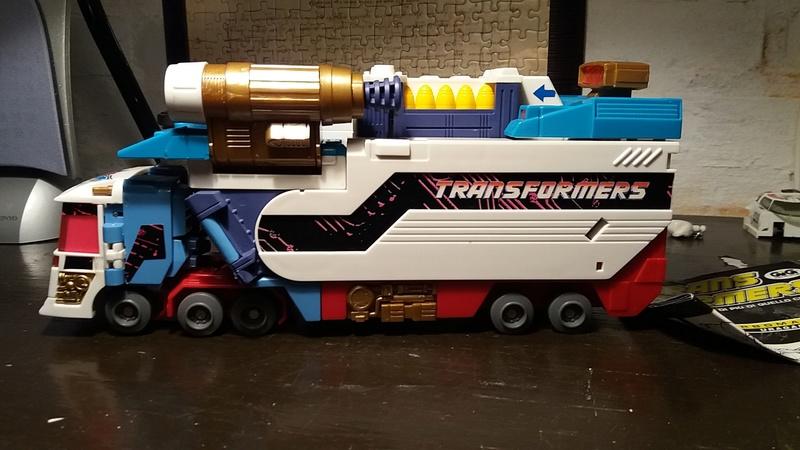 Cerco Transformers in scatola 20170536