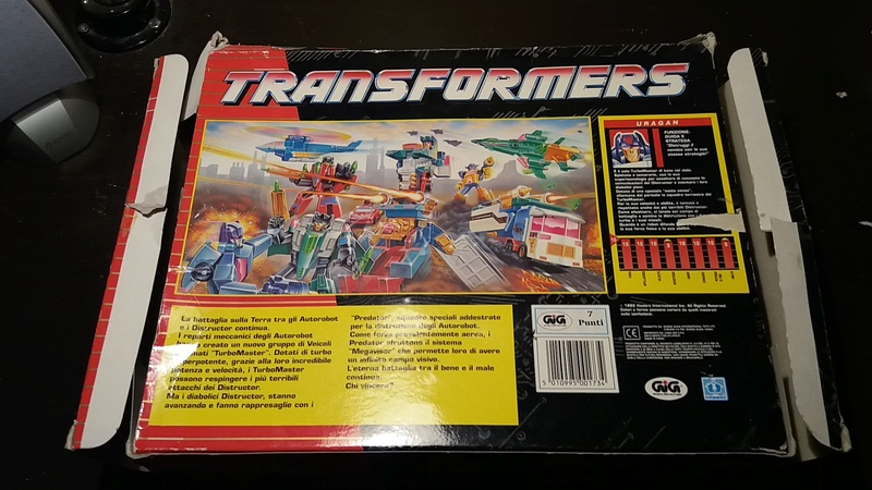 Cerco Transformers in scatola 20170713