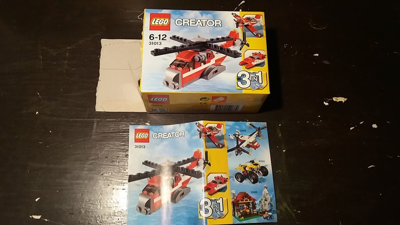 CERCO - ACQUISTO   LEGO SET E MINIFIGURES 20170811