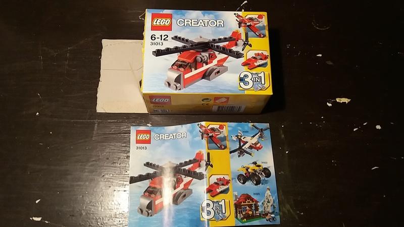 CERCO - ACQUISTO   LEGO SET E MINIFIGURES 20170811