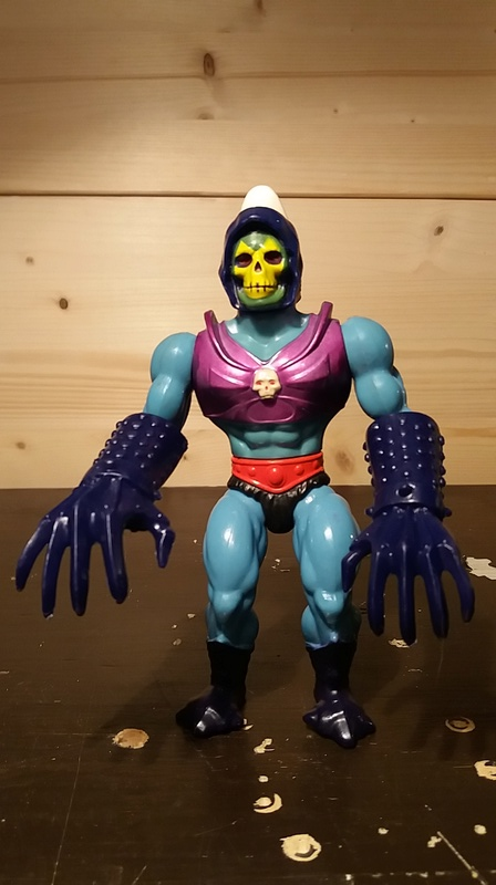 Skeletor terror claws 20171163