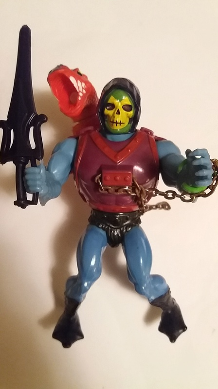Skeletor dragon blaster 20171165
