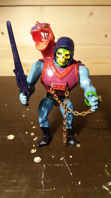 Skeletor dragon blaster 20171167