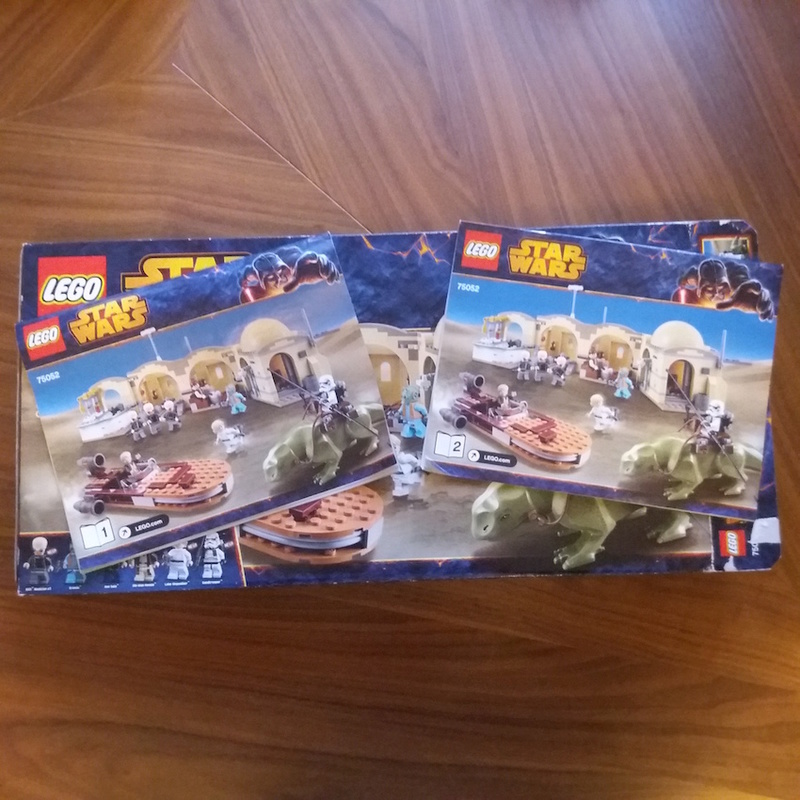 CERCO - ACQUISTO   LEGO SET E MINIFIGURES 20180316