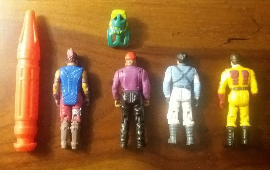 LOTTO M.A.S.K. MASK KENNER 20201211