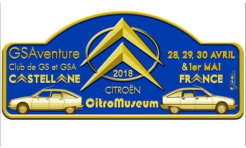 """Sortie """"les Alpes de Haute Provence à Castellane"""" weekend 1er Mai 2018 Plaque10"""