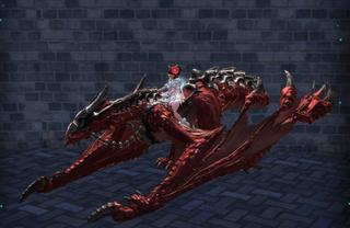 Les skins des montures Dragon20