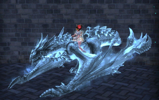 Les skins des montures Dragon21