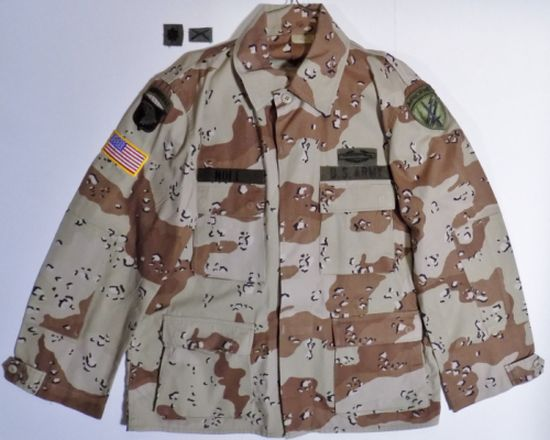 Lt. Col. Uniform and other items Noll_u10