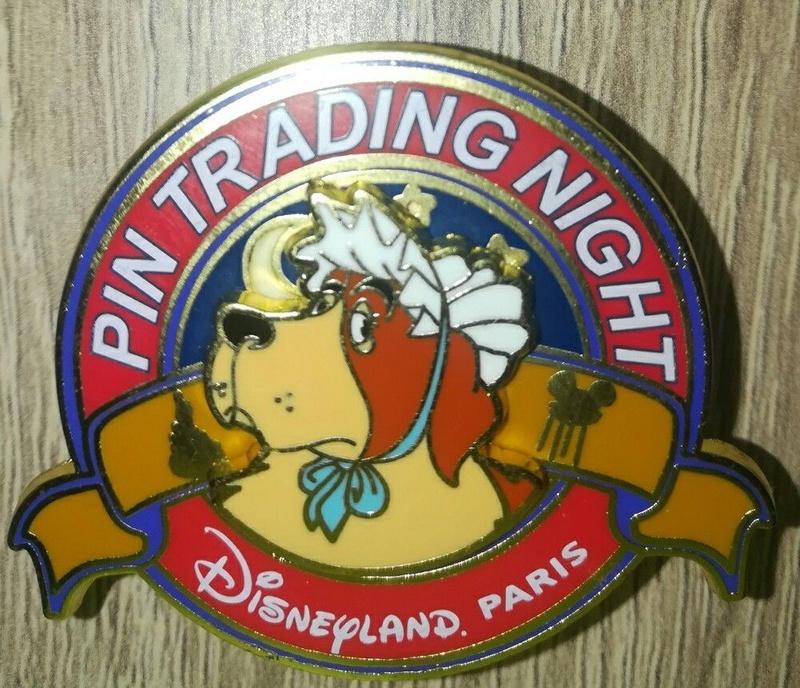 Le Pin Trading à Disneyland Paris - Page 37 S-l16011