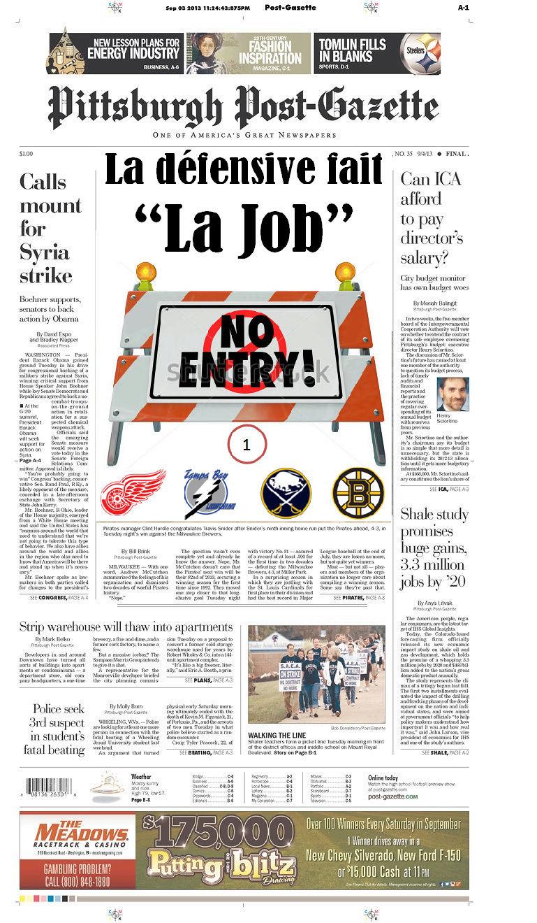 Pittsburgh Post Gazette - Page 3 Defens10